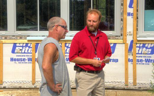 Randy Lalone and Joseph Kaighen