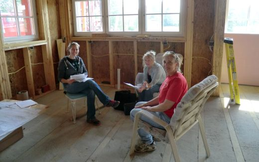 Michigan Alliance for Environmental and Outdoor Education meeting