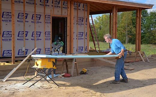 Michael cutting insulation