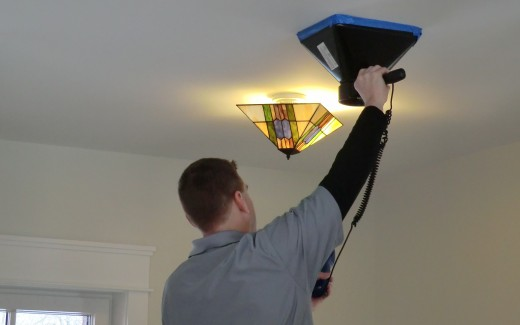 Kevin balancing ventilation system